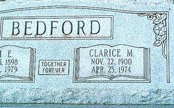 Clarice Marie <i>Denecamp</i> Bedford