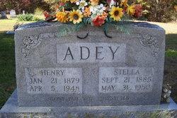 Stella <i>Hinkle</i> Adey