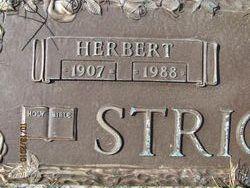 Herbert Strickland