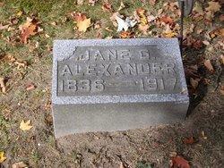 Jane G. Alexander