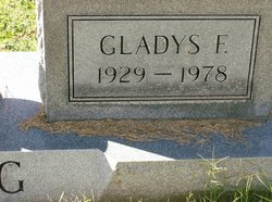 Gladys F Berg