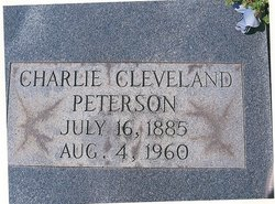 Charlie Cleveland Peterson