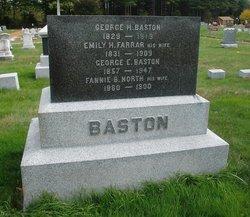 George H Baston