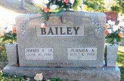 Jimmie E Bailey, Sr
