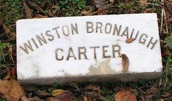 Winston Bronaugh Carter