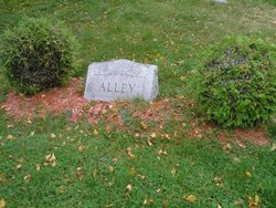 Margaret R <i>Reed</i> Alley
