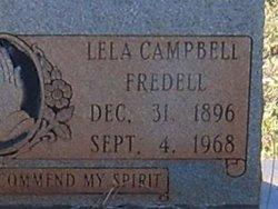 Lela Luella <i>Campbell</i> Fredell