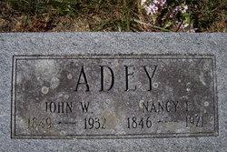 Nancy E. <i>Rodgers</i> Adey