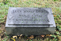 Lucy <i>Manly</i> Deibel