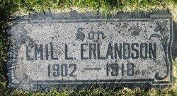 Emil L Erlandson