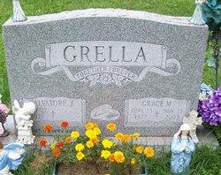Grace M <i>Vine</i> Grella