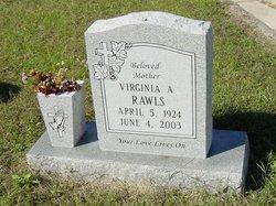 Virginia A. Rawls