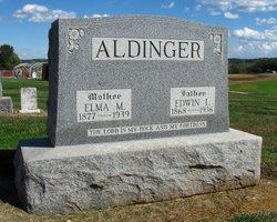 Elma M <i>Sterner</i> Aldinger