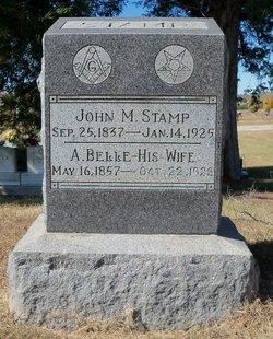 John M Stamp