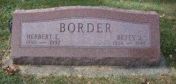 Betty J Border