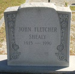 John Fletcher Shealy