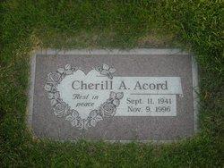 Cherill A. Acord