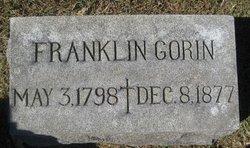 Franklin Gorin