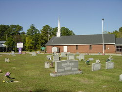 Aulander First Baptist Church Cemetery