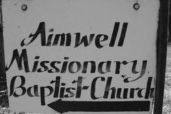 Aimwell Missionary Baptist Church Cemetery