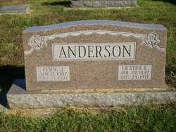 Lester Anderson