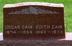 Edith Irene <i>Jordan</i> Cain