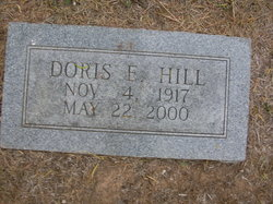 Doris E. Hill