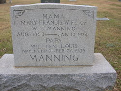 Mary Francis Manning