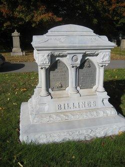 Roella A. <i>White</i> Billings