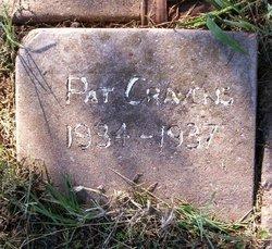 Earl Wayne Pat Cravens