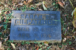 Sarah <i>Sweetser</i> Gilpatrick