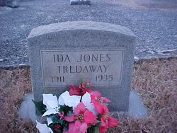 Ida M. <i>Jones</i> Treadaway