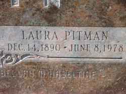 Laura <i>Pitman</i> Cain