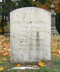 Mercy <i>Tripp</i> Verrill