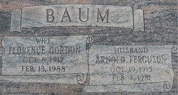 Arnold Ferguson Baum