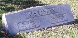 Elizabeth Leona Bess <i>Boles</i> Alexander