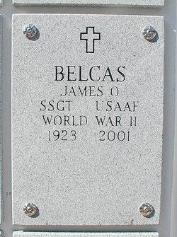 James O Belcas