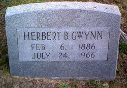 Herbert Burton Herb Gwynn