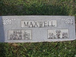 William Campbell Willie Maxwell
