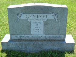 Cathrine L <i>Barger</i> Gentzel