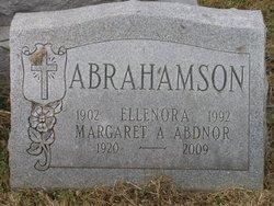 Ellenora Abrahamson