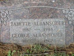 George Albansoder
