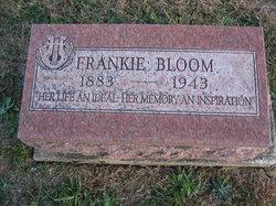 Frankie <i>Bloom</i> Bernard