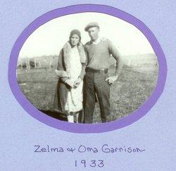 Zelma Alvira <i>Berg</i> Garrison