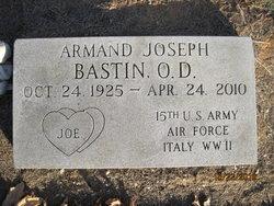 Dr Armand Joseph Bastin