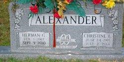 Herman Glen Alexander