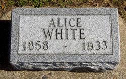Alice Estell <i>Underwood</i> White