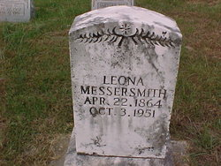 Leona <i>Blanton</i> Messersmith