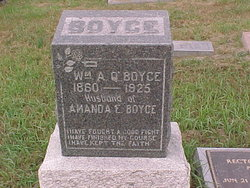 William Alexander Quincy Boyce