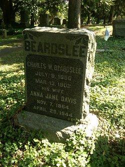 Anna Jane <i>Davis</i> Beardslee